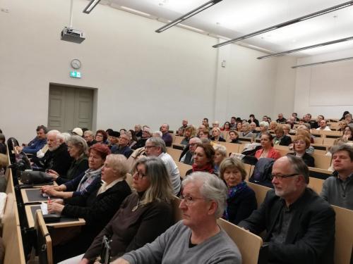Wykład dla Polskiego Uniwersytetu Trzech Pokoleń w Berlinie, 17.01.2020